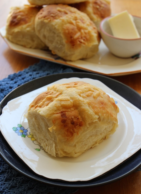 cheesy hot cross buns bbc recipe