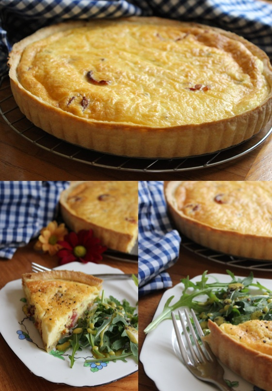 quiche easy recipe