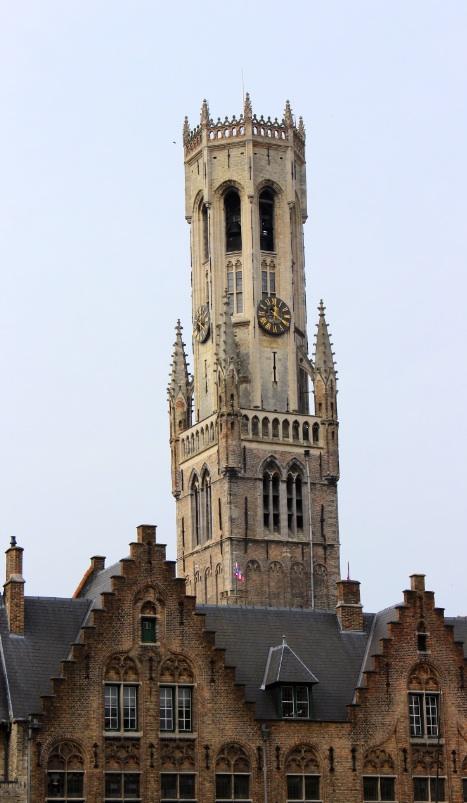 bruges tower