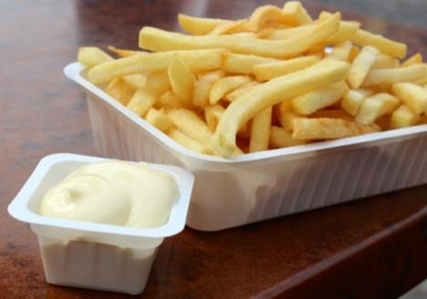 frites and mayo