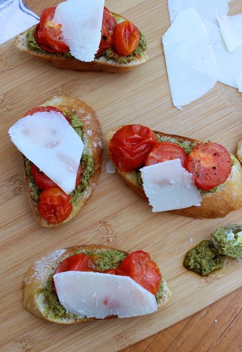 crostini recipe for blog