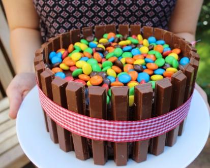 cake holding