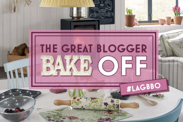 THE GREAT BLOGGER BAKE OFF