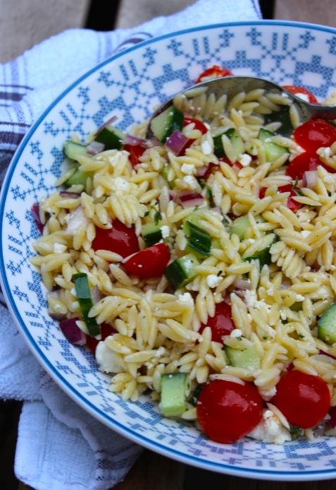 pasta orzo easy