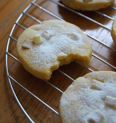 cookies shortbread crumbles