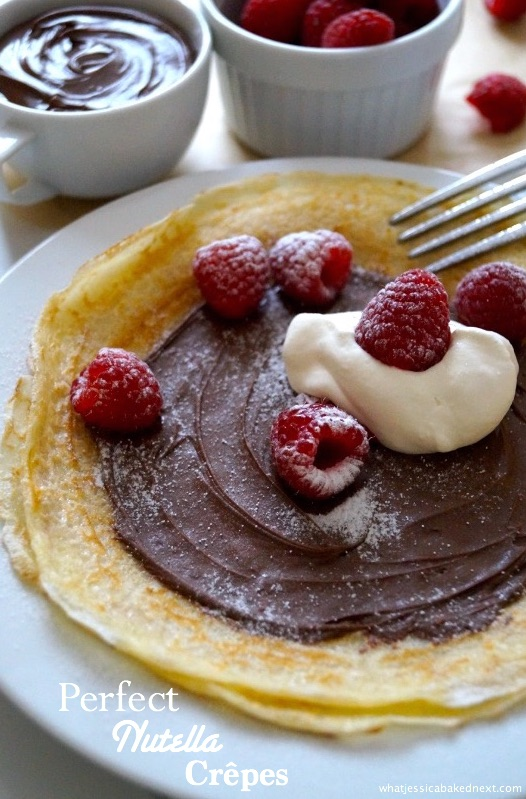 nutella perfect crepes pic