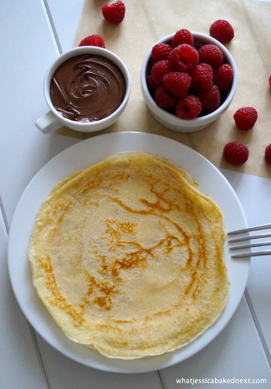 perfect crepes how to