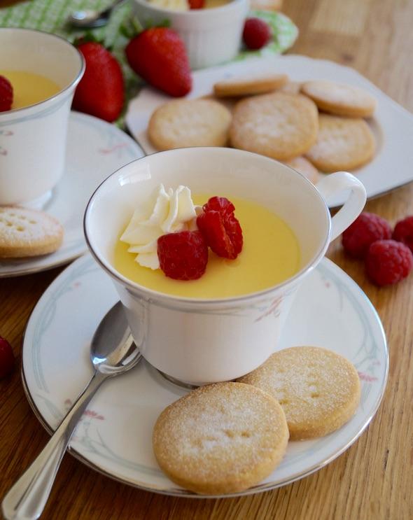 Lemon Posset Recipe — Dishmaps