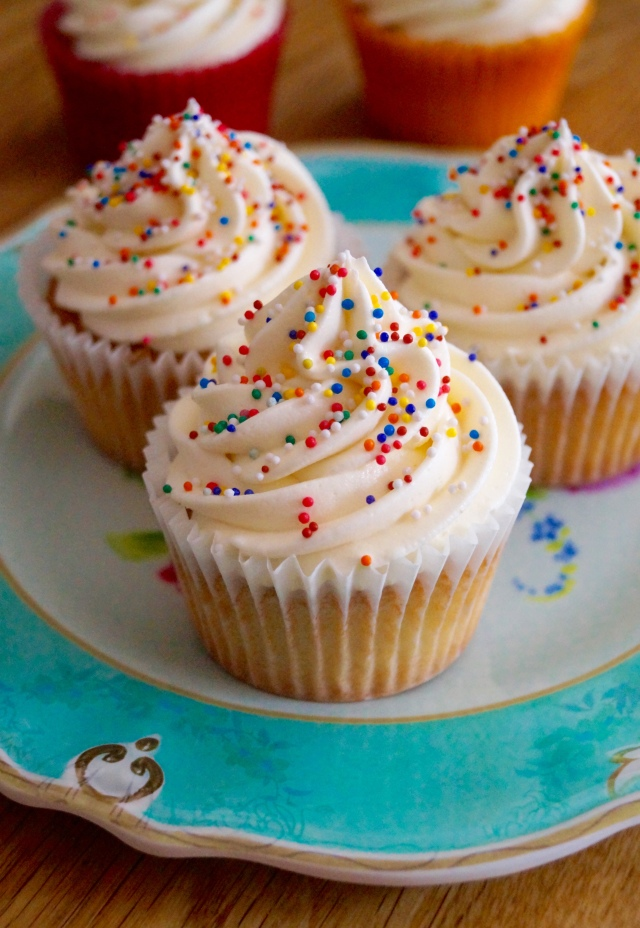 Perfect Frosting For Vanilla Cake