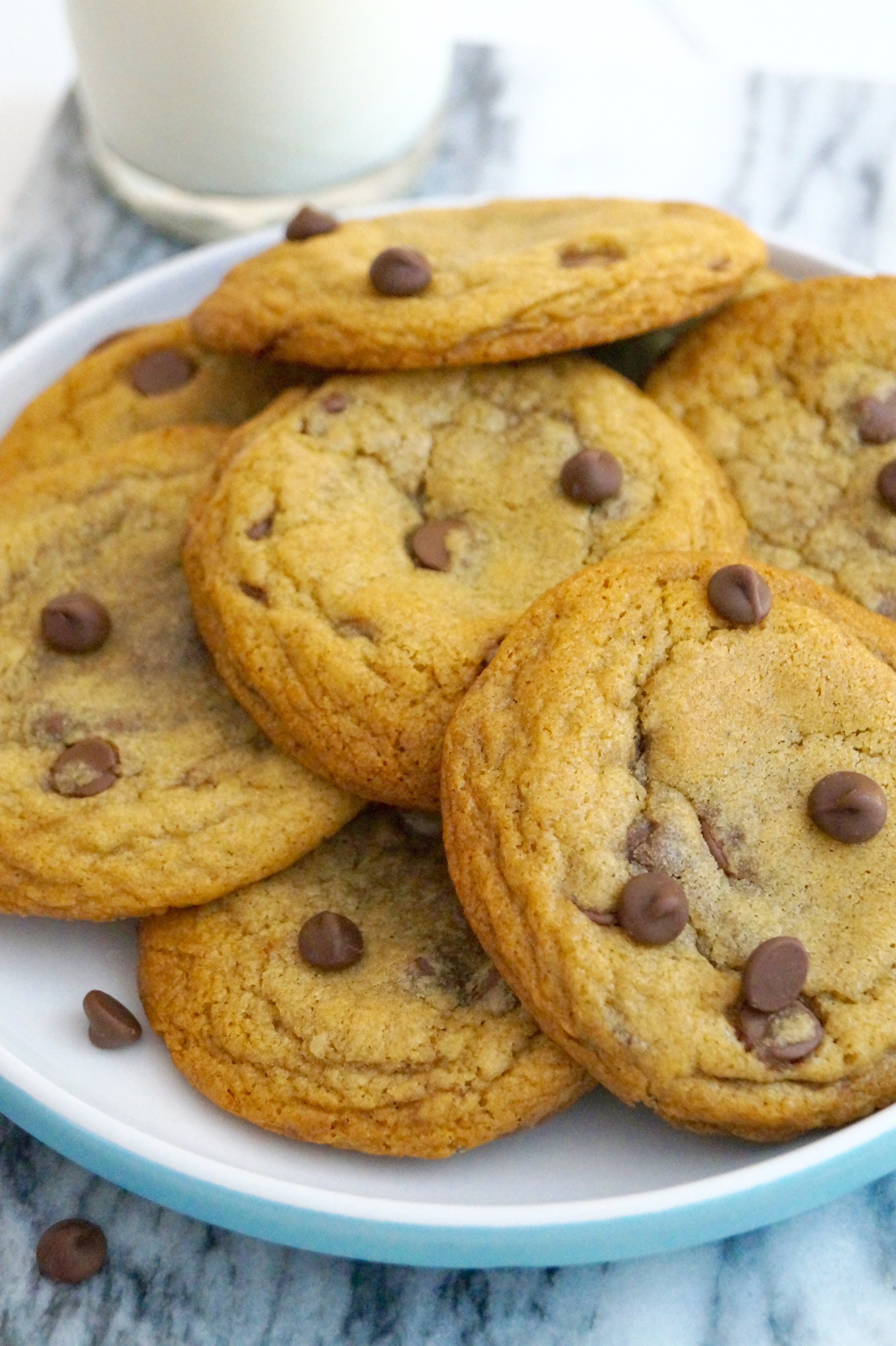 Cookies Are One Of My Food Guilty Pleasures I Love Going Back To Basics And I Thought It Was About Time Share My Go To Cookie Recipe Jam Packed Full Of