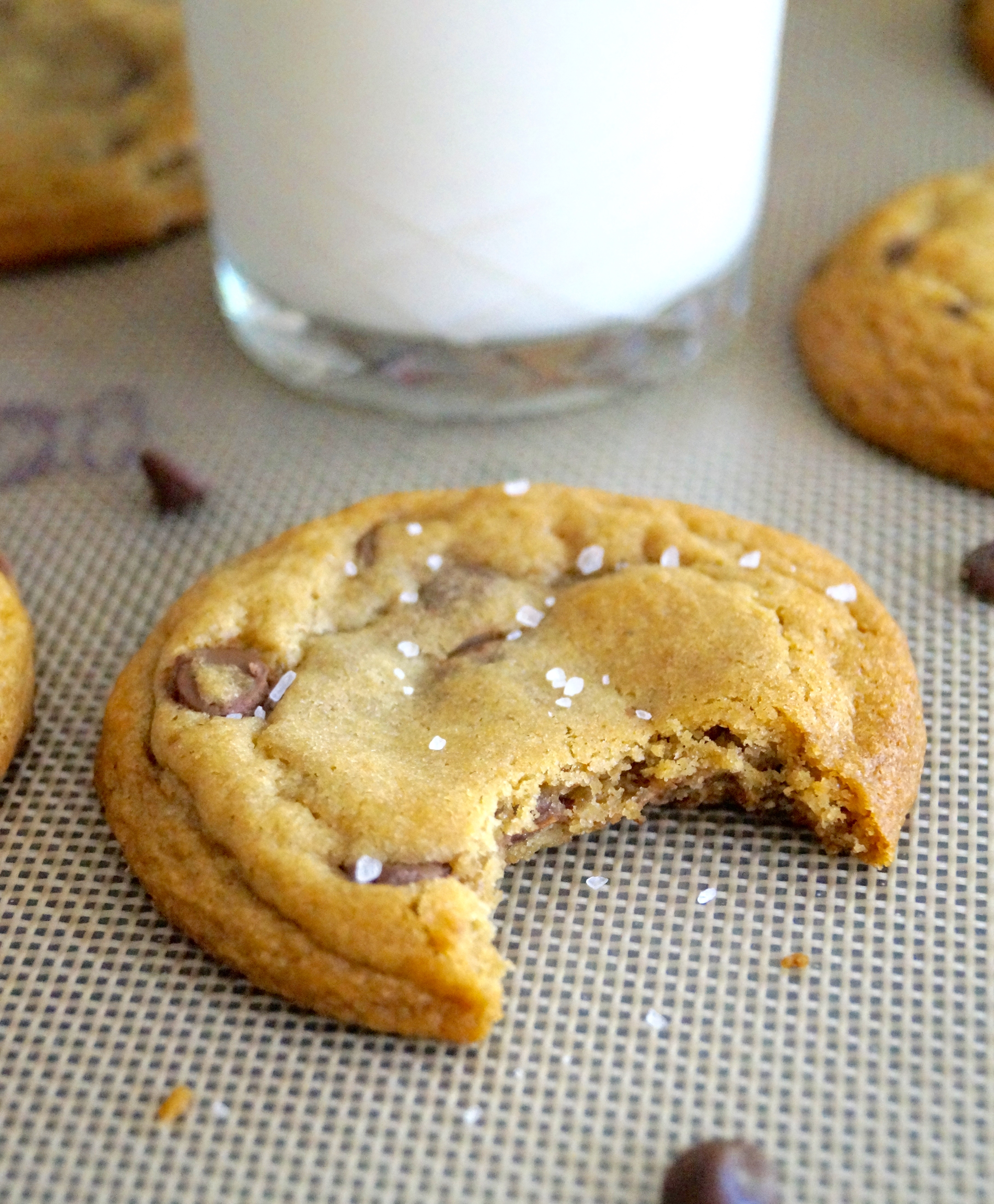 Classic Chocolate Chip Cookies | What Jessica Baked Next...