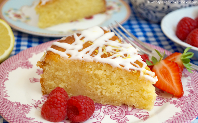 Lemon Drizzle Cake What Jessica Baked Next