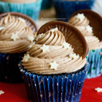 Terry's Chocolate Orange Cupcakes